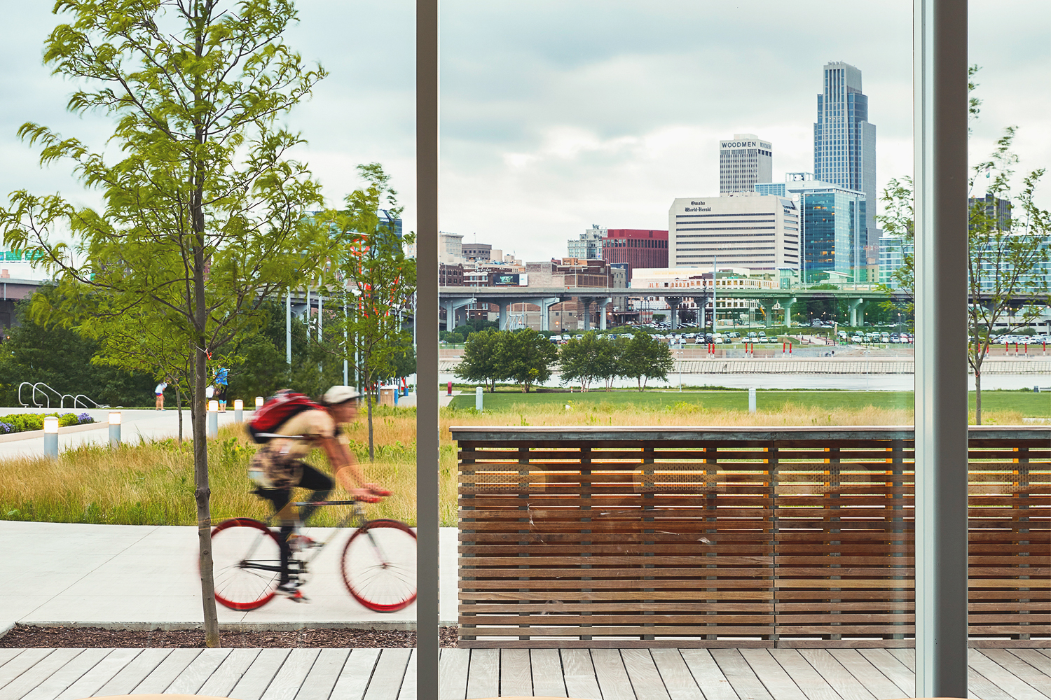 Urban design enables our city to thrive