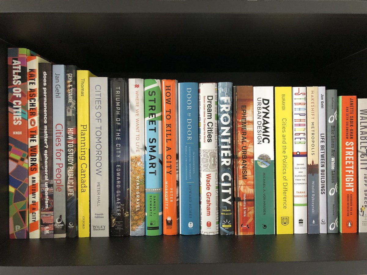 On our bookshelf (and in our queue)