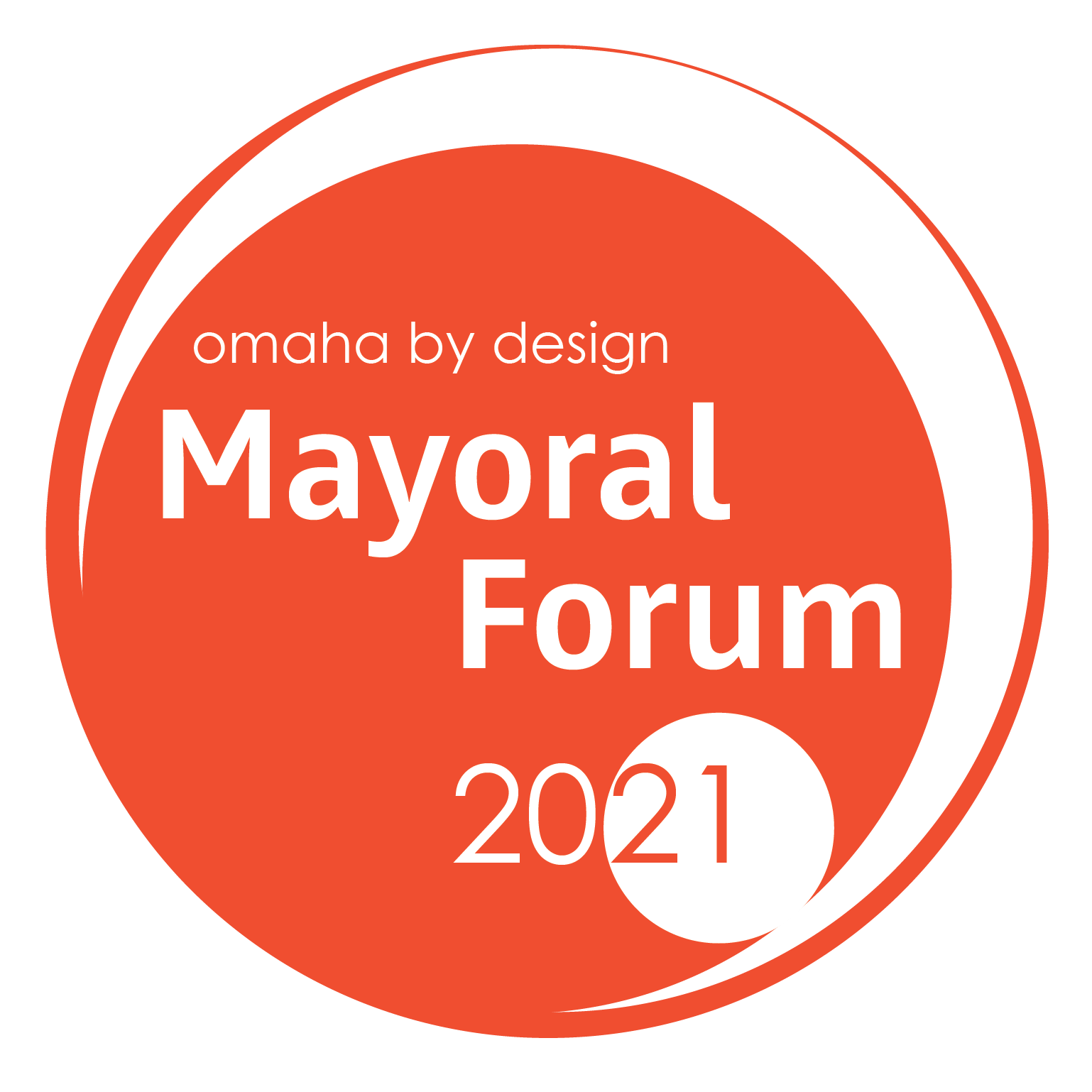 2021 Omaha by Design Mayoral Forum